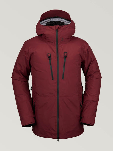 Cazadora INF TDS de Gore-Tex - BURNT RED