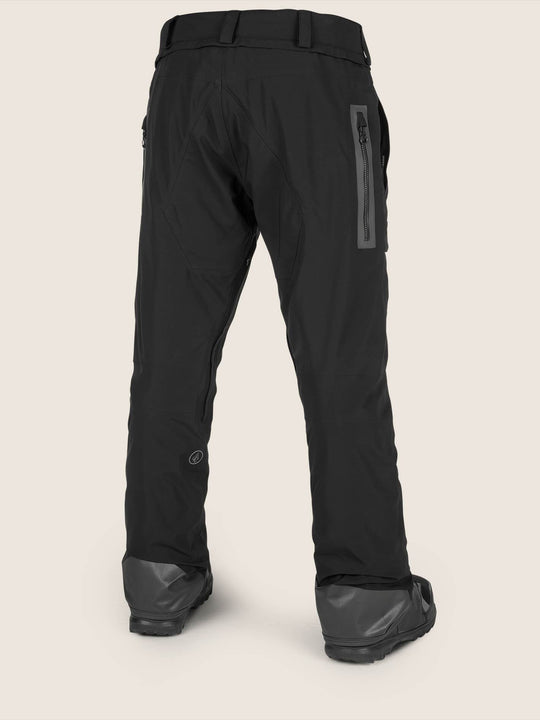 Pantalones de snow Stretch Gore-Tex  - Black