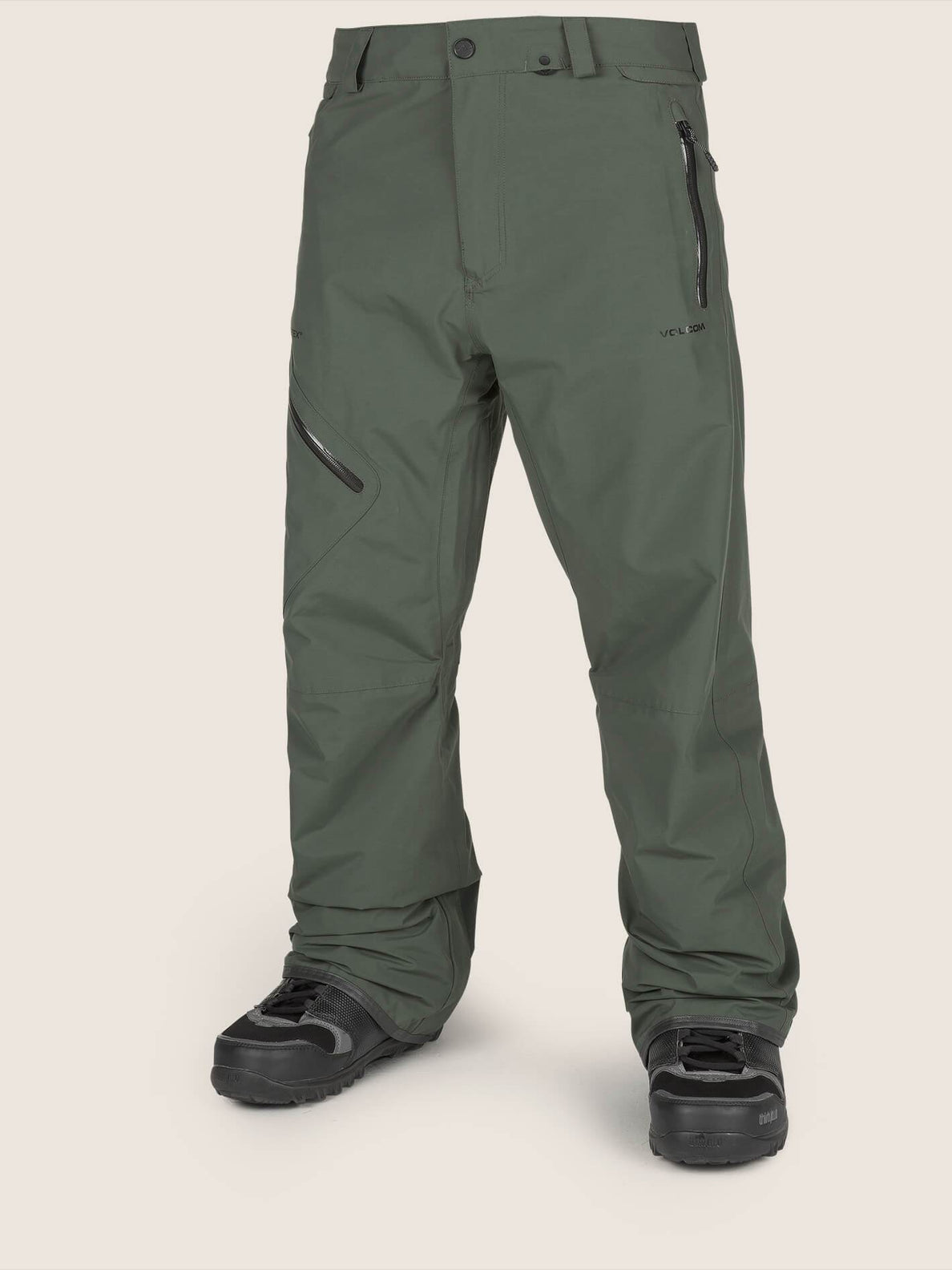 Pantalones de snow L Gore-Tex  - Black Green