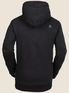 Sudadera Stone Terry  - Black
