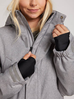 Chaqueta de snow Shrine Ins  - Heather Grey