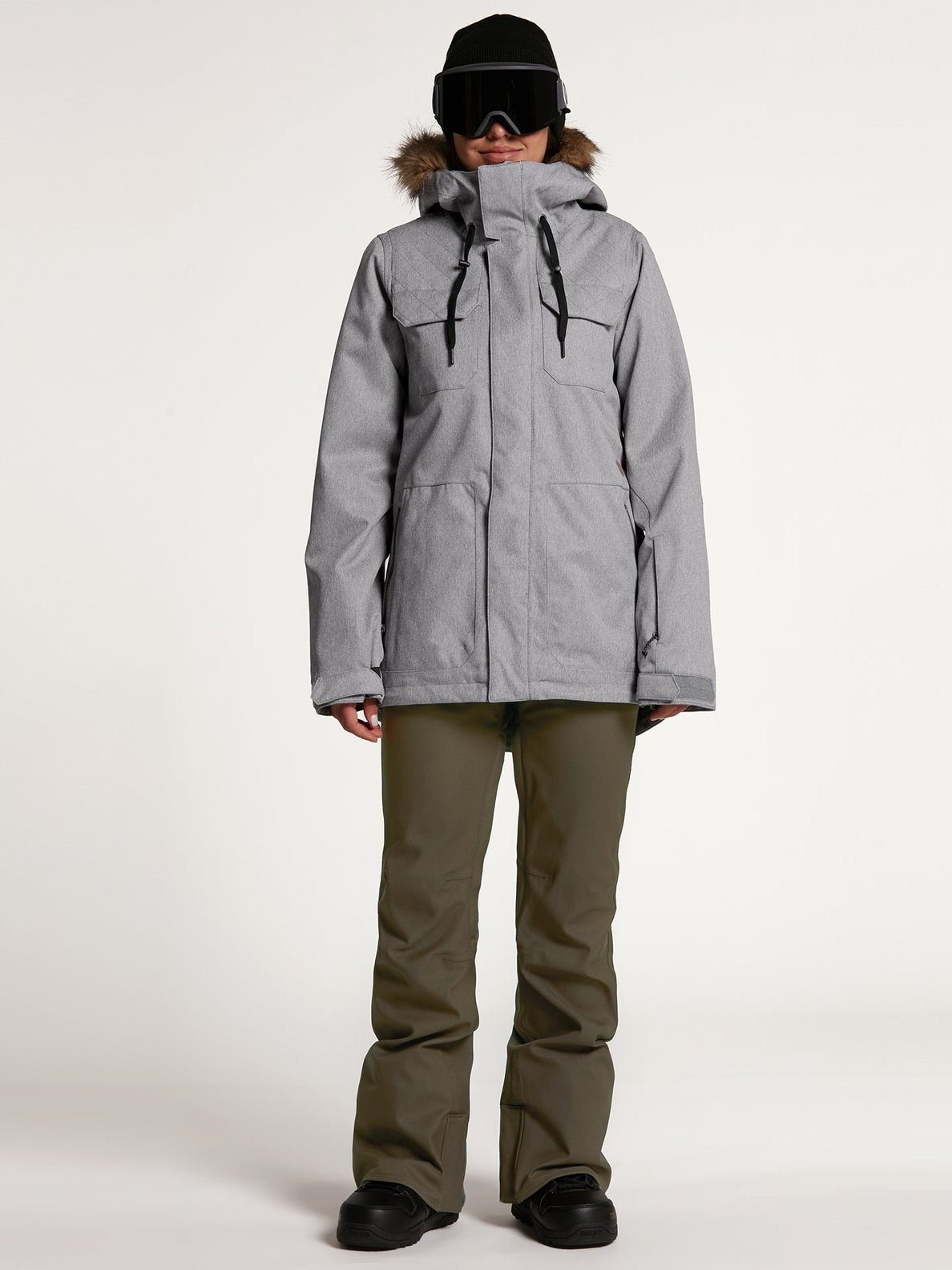 Shadow Insulated Jacket - Military (H0451913_MIL) [20]