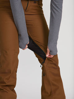 Species Stretch Pants - Heather Grey (H1351905_HGR) [1680]