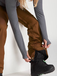 Species Stretch Pants - Heather Grey (H1351905_HGR) [1695]