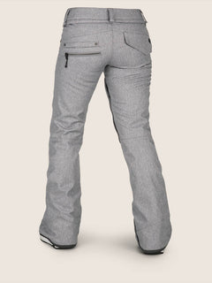 Pantalones De Nieve Species Stretch - Heather Grey