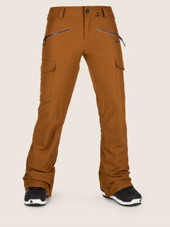 Pantalones de snow Mira  - Copper
