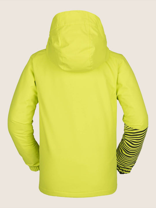 Vernon Insulated Jacket - Lime (Niňo)
