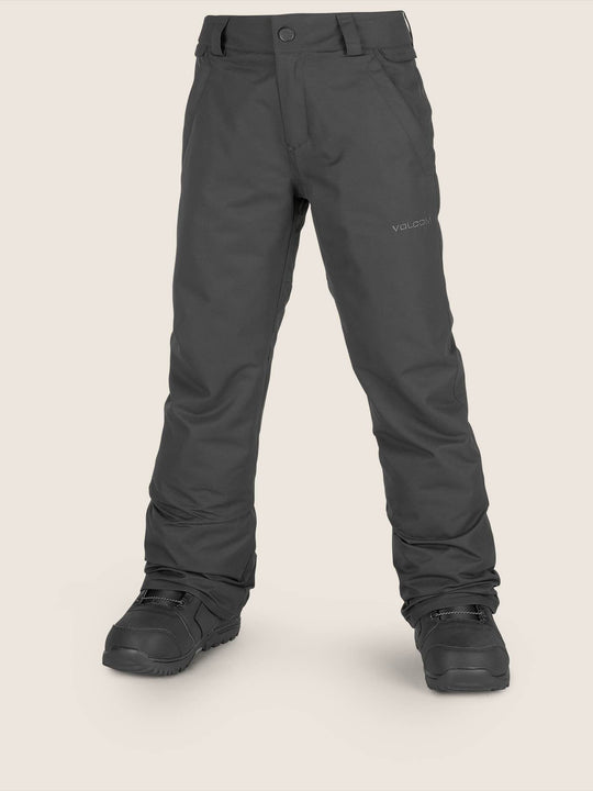 Freakin Snow Chino Pants - Black (Niňo)