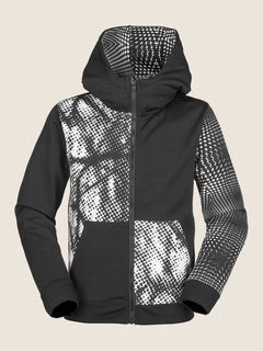 Grohman Fleece - Black White (Niňo)