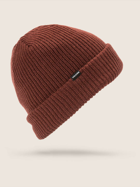 Gorro Sweep Lined  - Burnt Red