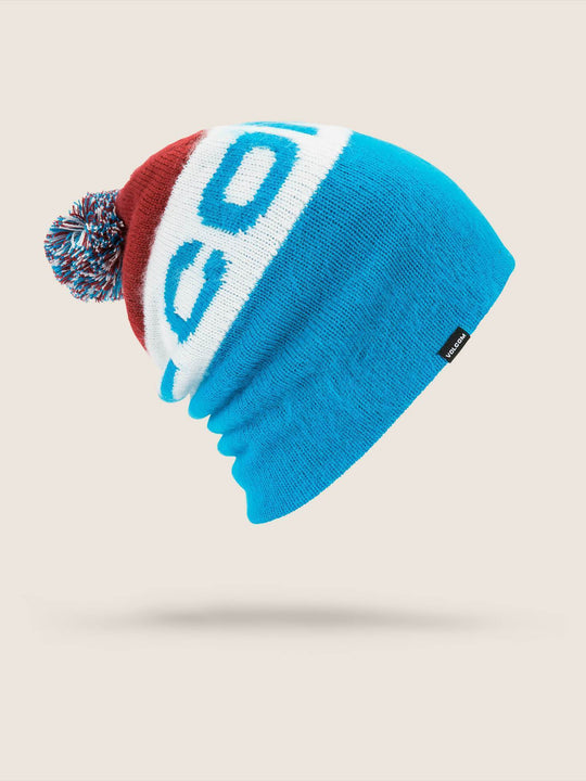 Gorro Global  - Blue