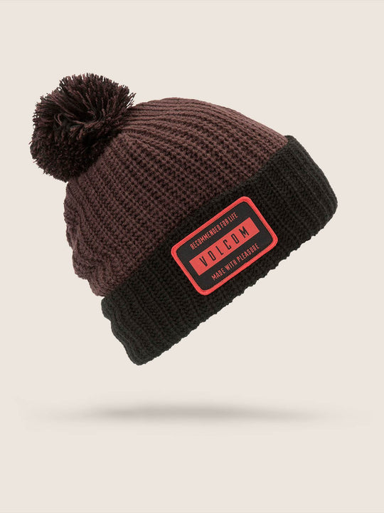 Gorro TTT Lined  - Black Red