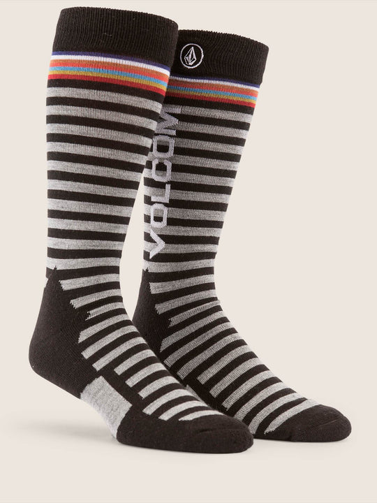 Calcetines Synth  - Black
