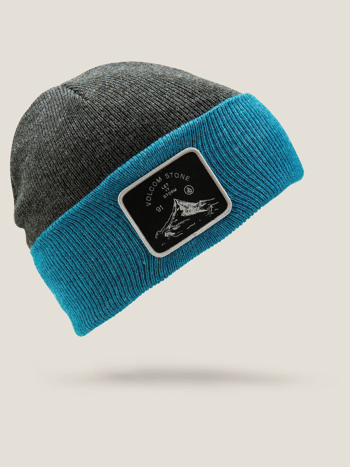 Powder Beanie - Blue (Niňo)