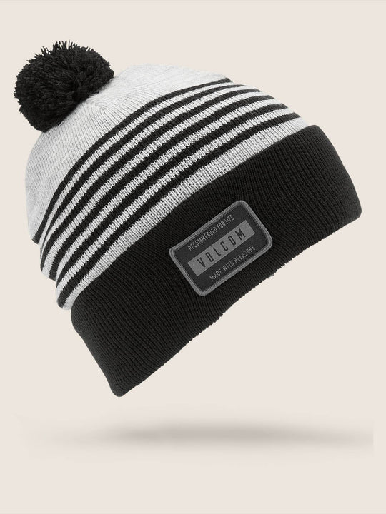 Powder Beanie - Heather Grey (Niňo)