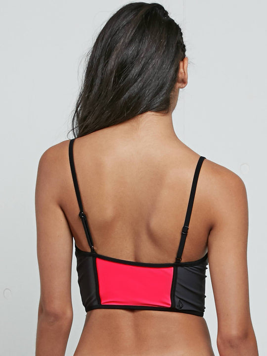 Crop Top GMJ - Electric Coral