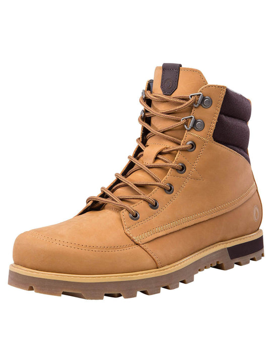 Zapatos Sub Zero  - Wheat