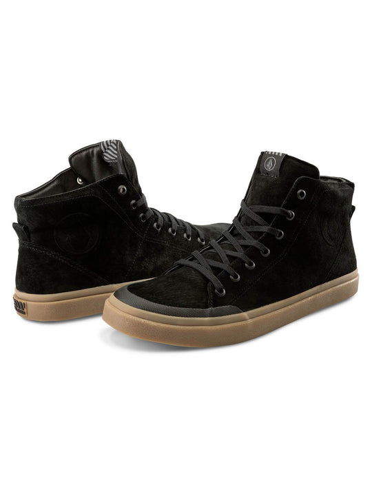 Zapatos Hi Fi Lx  - New Black