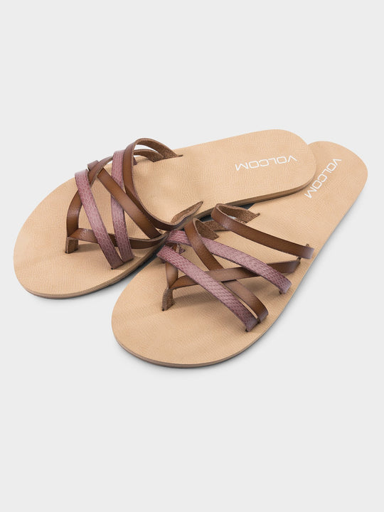Sandalias Legacy - Light Purple