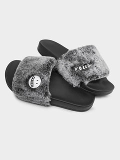 Chanclas Lil - Heather Grey