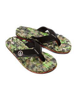 Recliner Big Youth Sandals - Camouflage (Niňo)