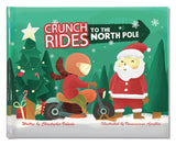 Crunch Rides to the North Pole