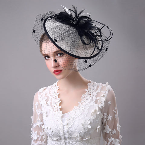 Wedding Tea Party Fascinators - Itopfox