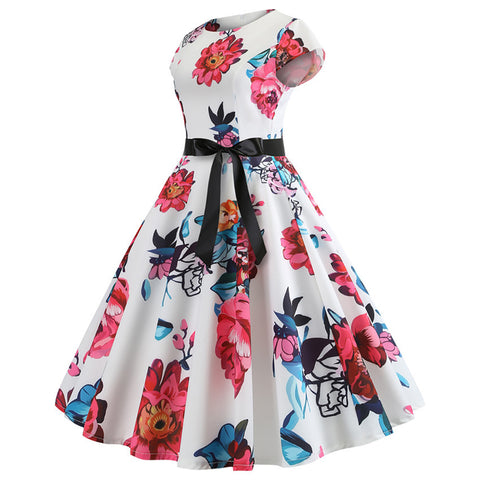 Image of 1950s Tea Party Dress - Itopfox