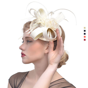 Fascinator Cocktail Tea Party Hat - Itopfox