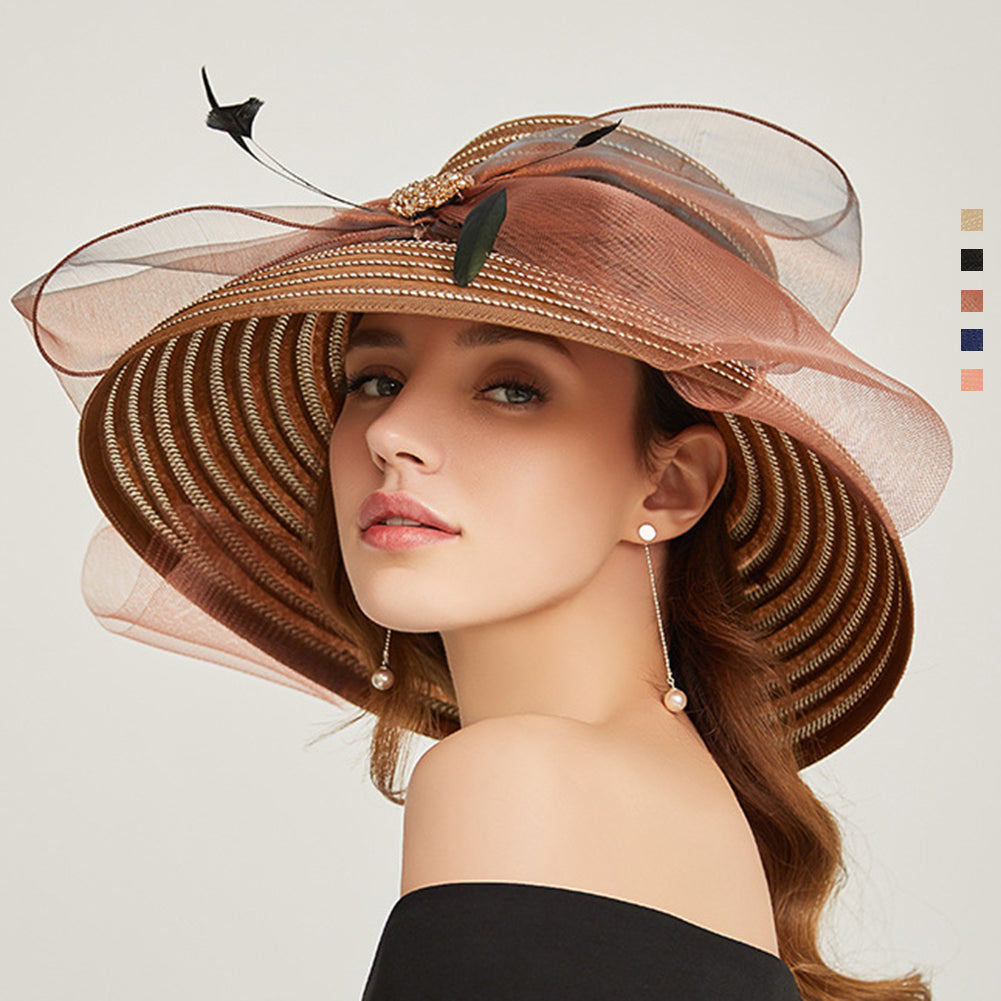 Floppy Beach Cloche Sun Hat - Itopfox