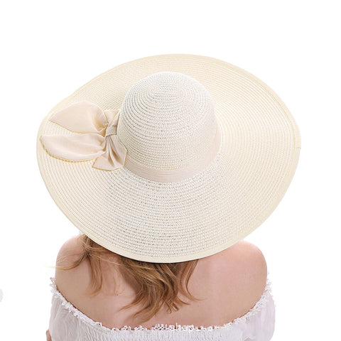 Big Brim Beach Sun Hat - Itopfox