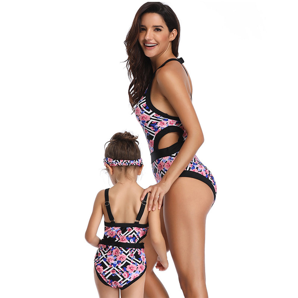 Toddler One-Piece Bathing Suit - Itopfox
