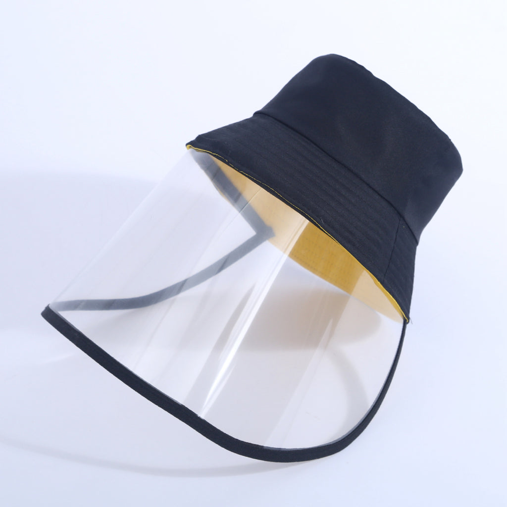Anti-Apray Protective Facial Fishermans Hat