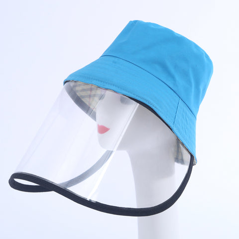 Image of Anti-Apray Protective Facial Fishermans Hat