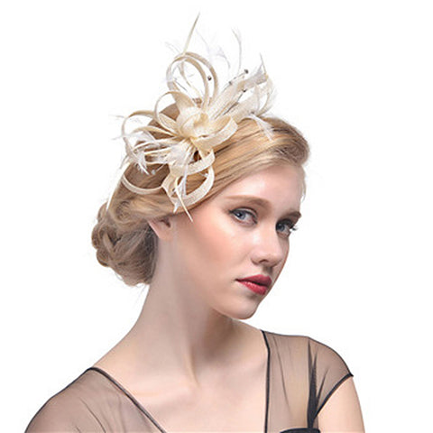 Image of Cocktail Tea Party Fascinators - Itopfox