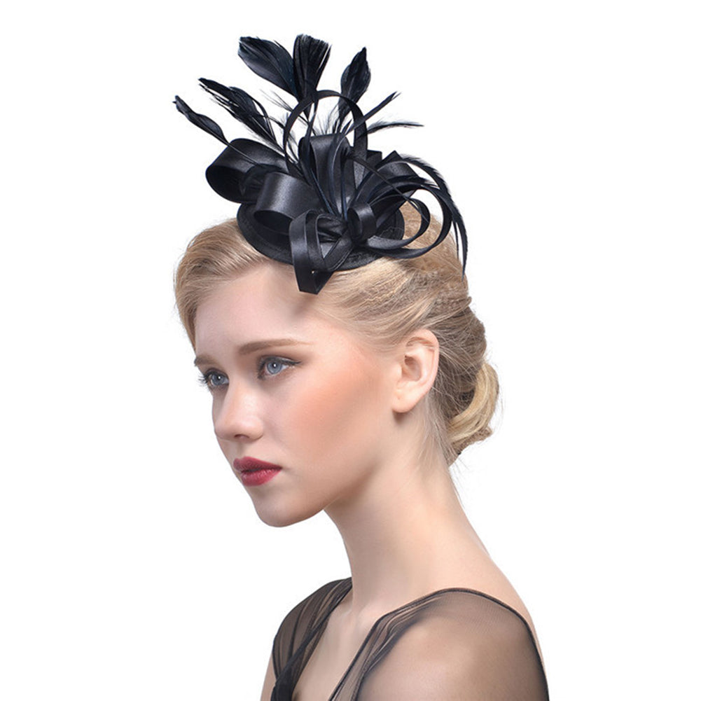 Tea Party Fascinator Hat - Itopfox