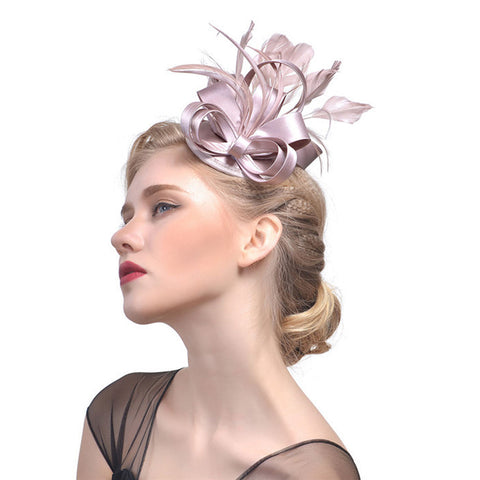 Image of Tea Party Fascinator Hat - Itopfox