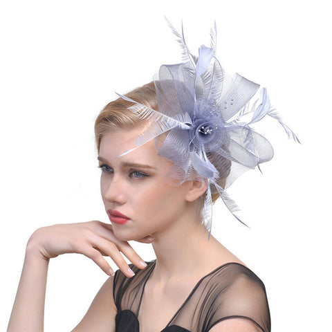 Cocktail Tea Party Fascinator - Itopfox