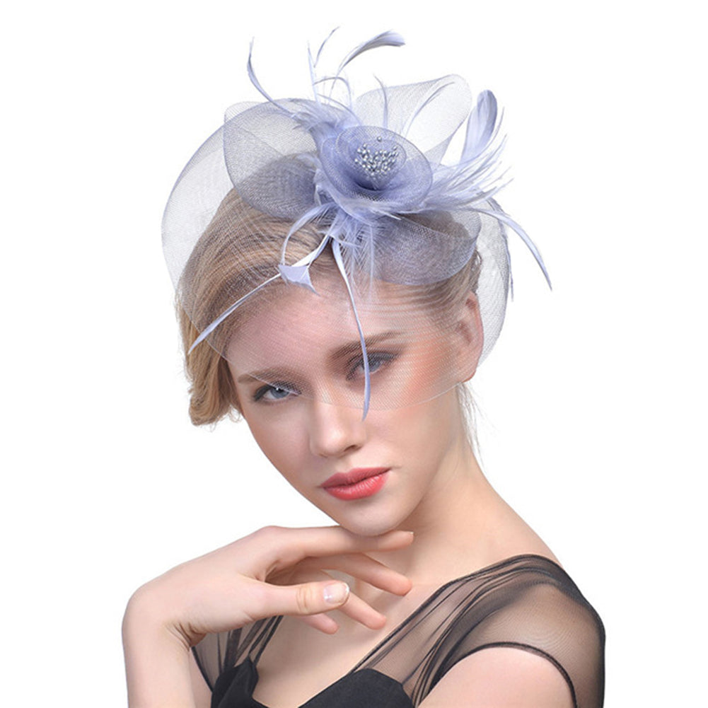 Cocktail Tea Party Fascinators Hat - Itopfox