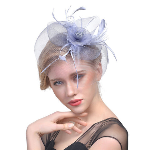 Image of Cocktail Tea Party Fascinators Hat - Itopfox