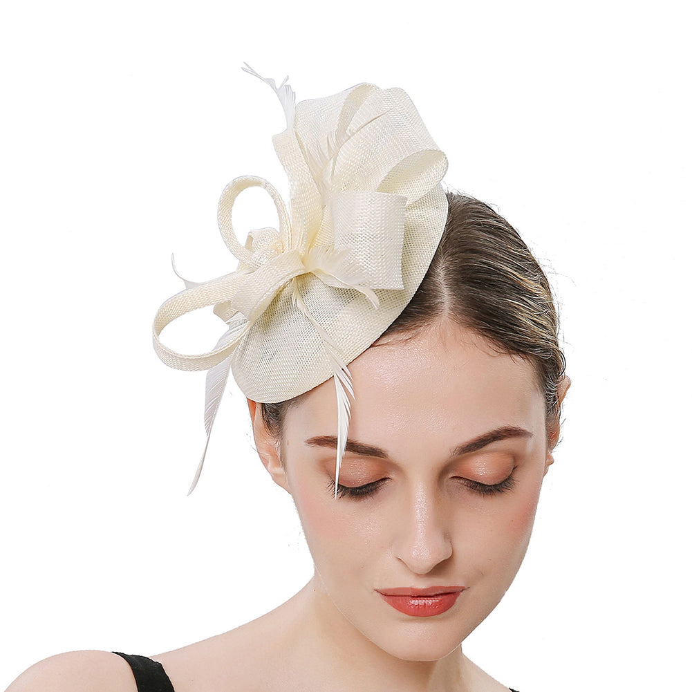 Bridal Party Fascinators Hat - Itopfox