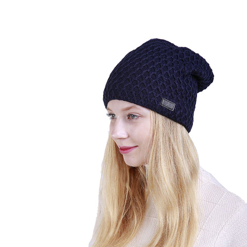 Image of Knit Skully Beanie Hat - Itopfox