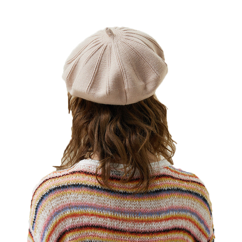 Winter Stylish Beret Hat - Itopfox