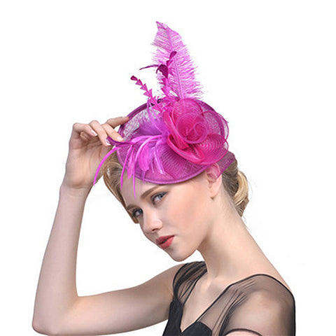 Tea Party Cocktail Fascinator - Itopfox
