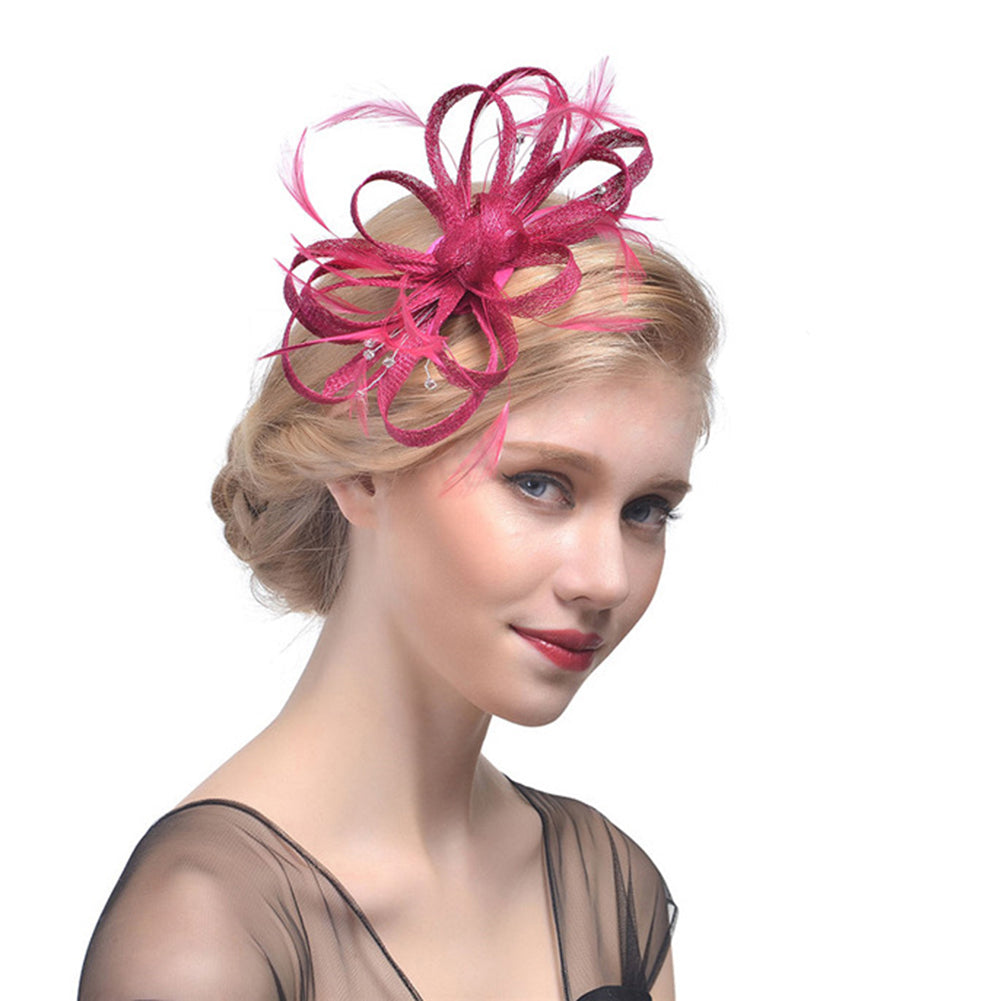 Cocktail Tea Party Fascinators - Itopfox