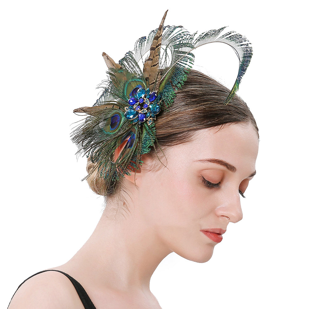 Cocktail Banquet Fascinators - Itopfox