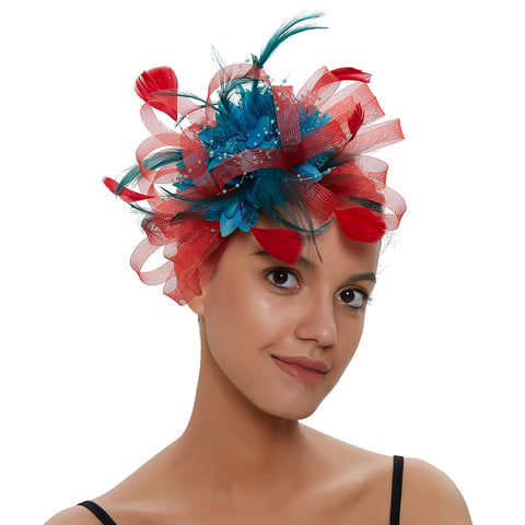 Derby Wedding Fascinators Hat - Itopfox