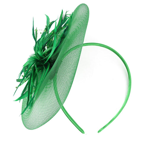 Image of Derby Party Fascinator Hat - Itopfox