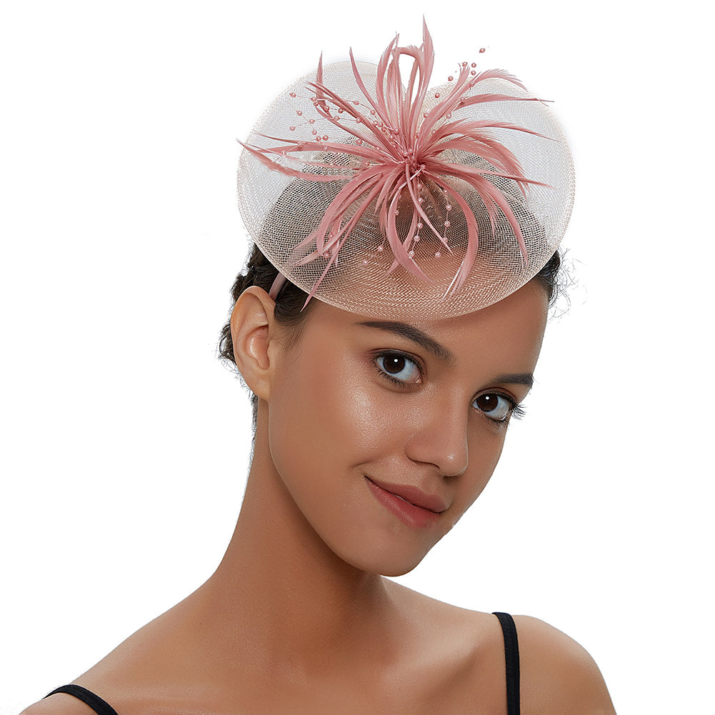 Derby Party Fascinator Hat - Itopfox