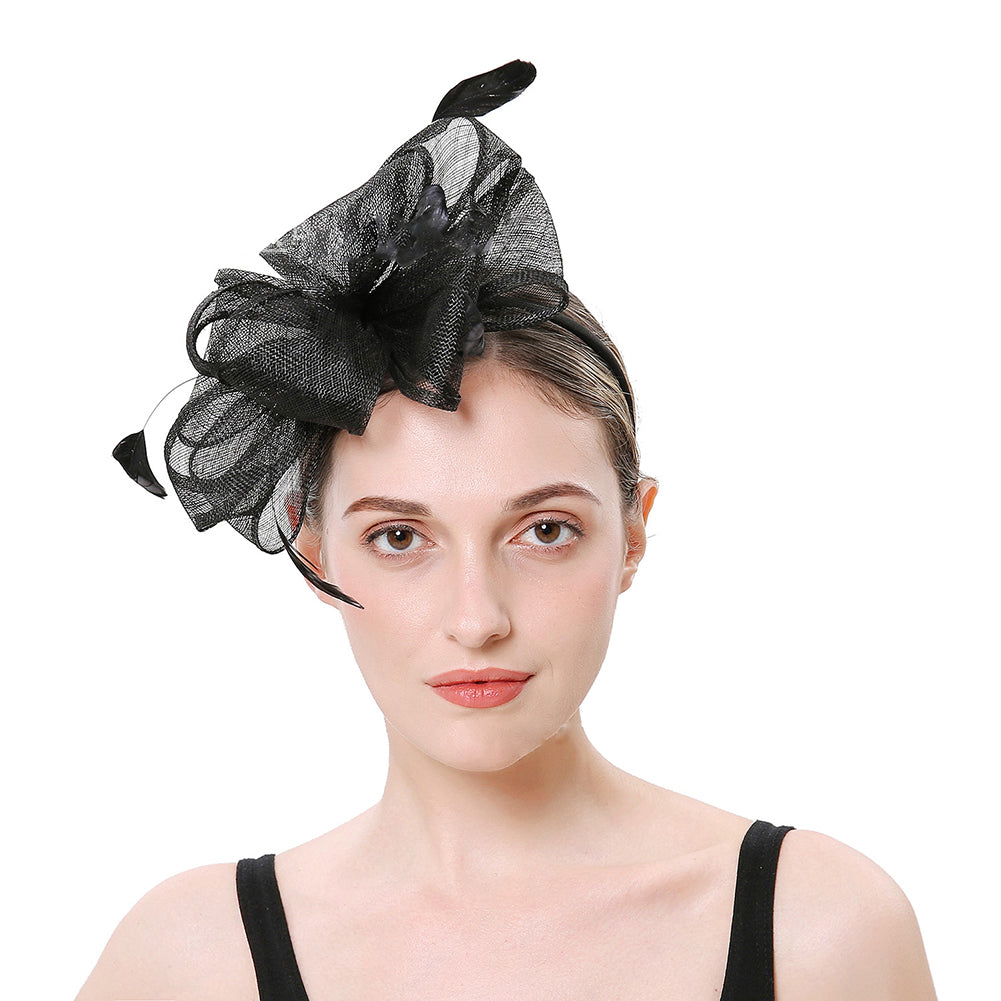 Tea Party Derby Fascinators Hat - Itopfox